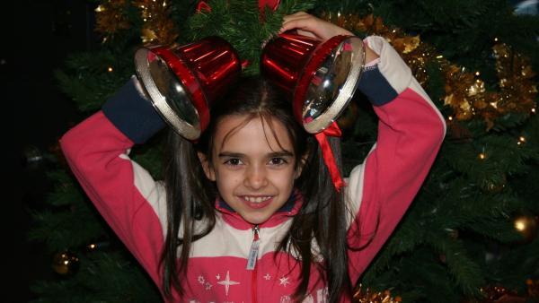 Lori (Marina Zaharieva) ist neun jahre alt. | Rechte: EBU/SR