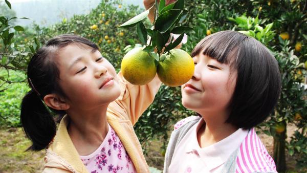 Linzi (li.) und Shaoping (re.) werden schnell gute Freundinnen. Aber ihre Freundschaft wird bald auf eine harte Probe gestellt. | Rechte: EBU/SR