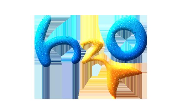 "Logo ""h2o - Plötzlich Meerjungfrau"" | Rechte: ZDF"