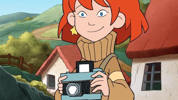 Lilli will etwas fotografieren, was die Welt noch nicht gesehen hat. | Rechte: WDR/Trixter Film GmbH
