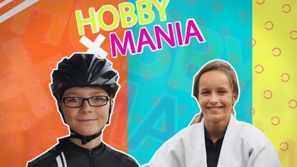 Louis (11) ist leidenschaftlicher Radrennfahrer, Sarah (11) eine ziemlich geschickte Judoka. | Rechte: MDR/Cine Impuls