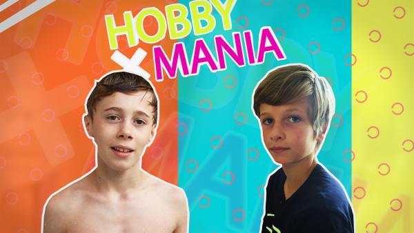 Felix (12, r.) spielt Orgel, Luis (12) aus Halle ist Wasserspringer. Die beiden Jungs tauschen ihr Hobby! | Rechte: MDR/Cine Impuls
