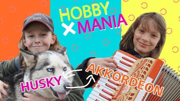 Kimik und Leonie tauschen ihre Hobbies. | Rechte: MDR/Cine Impuls