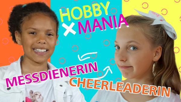 Messdienerin Valerie tauscht ihr Hobby mit Cheerleaderin Sophie. | Rechte: MDR/Cine Impuls