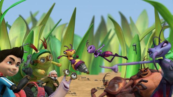 Figuren von Insectibles