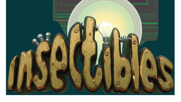Insectibles Logo | Rechte: KiKA