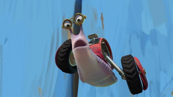 Syd eilt seinen Freunden zu Hilfe. | Rechte: KiKA/One Animation PTE LTD.
