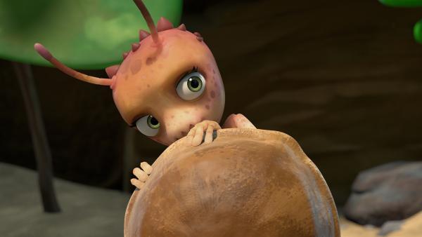 Die Termiten haben Angst vor den Insectibles. | Rechte: KiKA/One Animation PTE LTD.