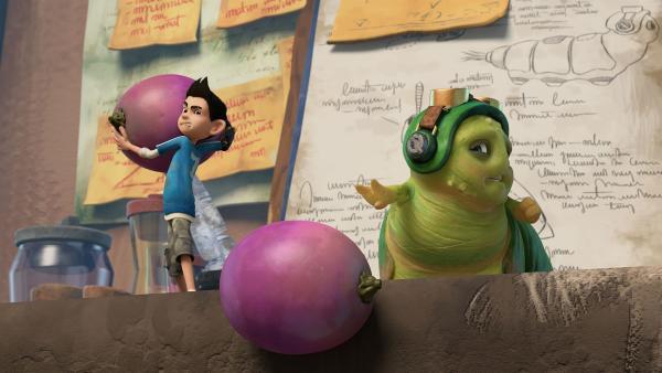 Die Insectibles geben nicht auf. | Rechte: KiKA/One Animation PTE LTD.