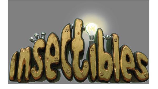 "Logo ""Insectibles"" | Rechte: KiKA"