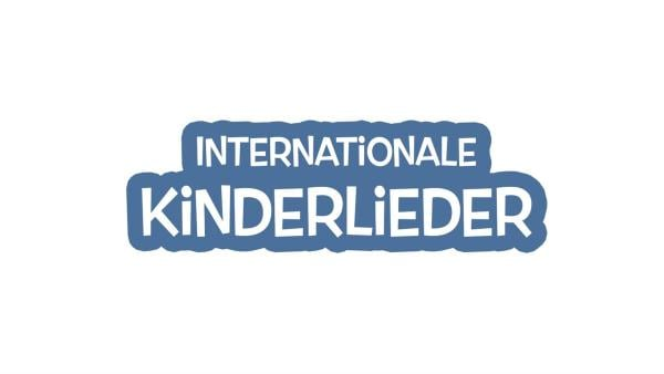 "Sendungslogo ""Internationale Kinderlieder"" 