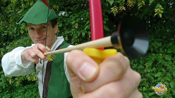 Johannes – der moderne Robin Hood? - Nach der Challenge werden wir es wissen. | Rechte: WDR