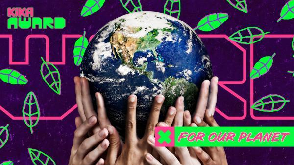 Nachhaltiges Engagement für unsere Erde, die Natur oder für Tiere bekommt natürlich auch einen Platz beim KiKA Award 2020! | Rechte: KiKA