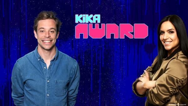 """Jess und Checker Tobi präsentieren die große Show zum """"KiKA Award"""" 2020."""