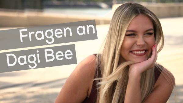 Drei Fragen an Dagi Bee | Rechte: KiKA