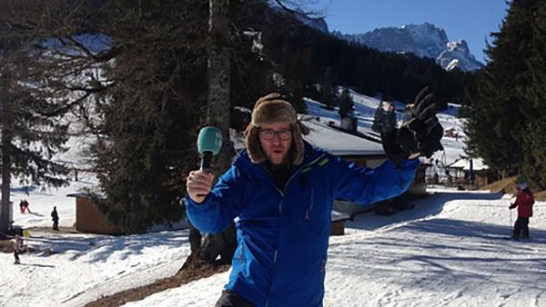 Skizirkus mit Jess und Ben | Rechte: KiKA