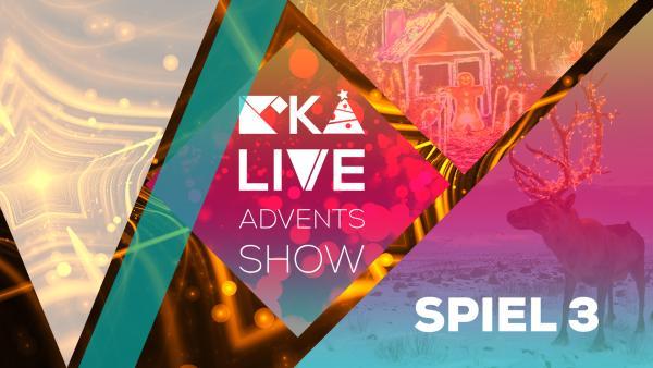 Spiel 3: Adventsgefrage | Rechte: KiKA