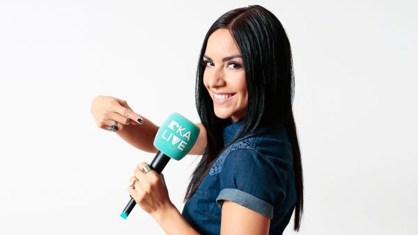 KiKA LIVE-Moderatorin Jess | Rechte: KiKA/Steffen Becker