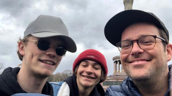 Selfie, Bars & Melody mit Ben | Rechte: KiKA / Nicolette Maurer