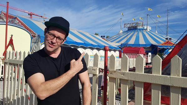 Ben besucht Circus Roncalli | Rechte: KiKA