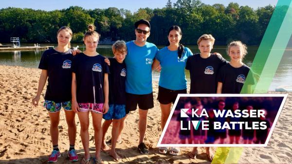 KiKA LIVE Wasser-Battles 2019, Tag 1 | Rechte: KiKA