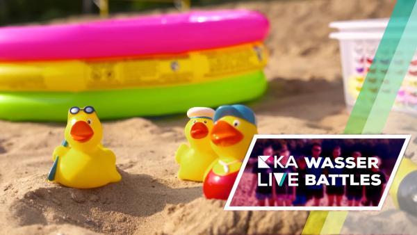 KiKA LIVE Wasser-Battles 2019, Tag 2 | Rechte: KiKA