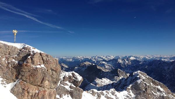 Skigebiet Zugspitze | Rechte: KiKA