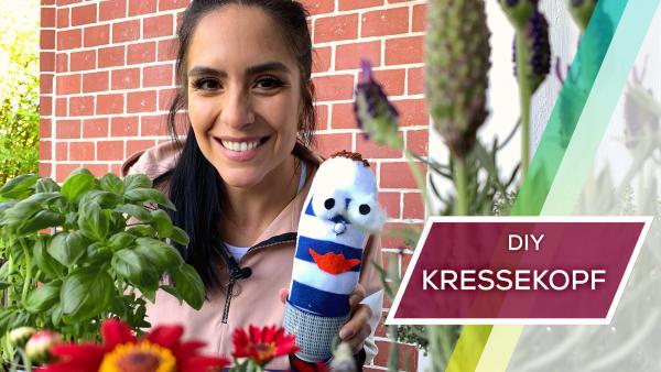 DIY: Kressekopf | Rechte: KiKA