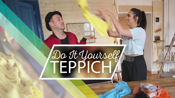 DIY Teppich basteln | Rechte: KiKA