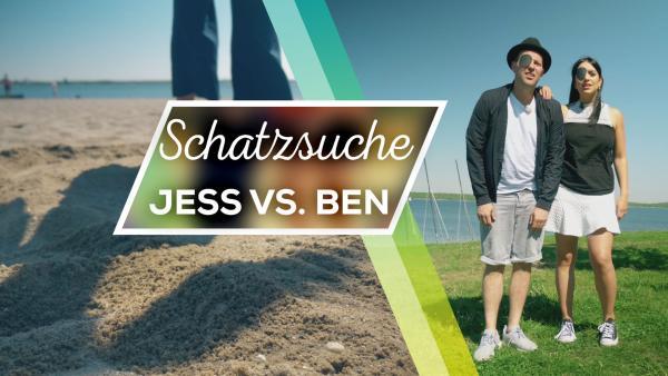 Ben vs. Jess: Schatzsuche | Rechte: KiKA
