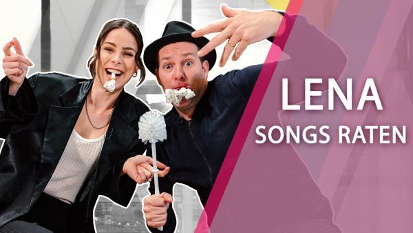 Lena - Songs raten | Rechte: KiKA