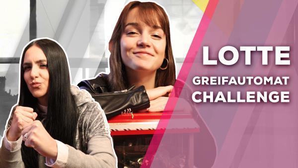 Lotte - Greifer-Challenge | Rechte: KiKA