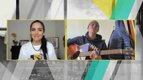 Für KiKA LIVE: Tom Gregory - Fingertips | Rechte: KiKA