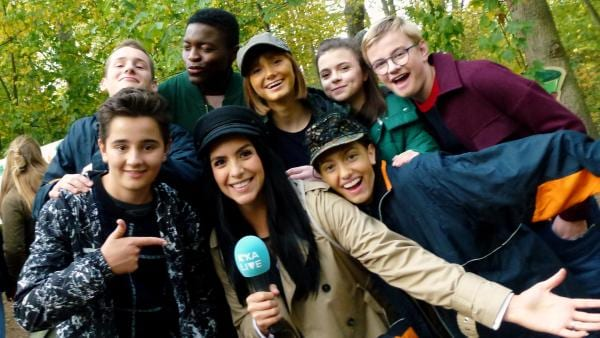 Schloss Einstein backstage - Wir retten den Wald | Rechte: KiKA / Andrea Thoben