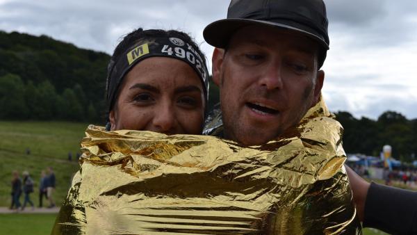 Ben und Jess habens geschafft. Zusammen mit dem KiKA LIVE XTREME Team haben sie schwierige Chellanges überwunden. | Rechte: KiKA/Lisa Dimmerling