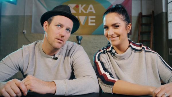 Ben und Jess bei der Leistungskontrolle | Rechte: KiKA/RozhyarZolfaghari