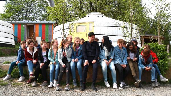 Dreamteam 2019 - Das Camp 4 | Rechte: KiKA