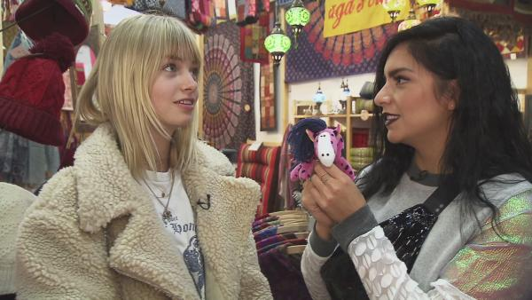 Jess trifft Hanna Binke | Rechte: KiKA