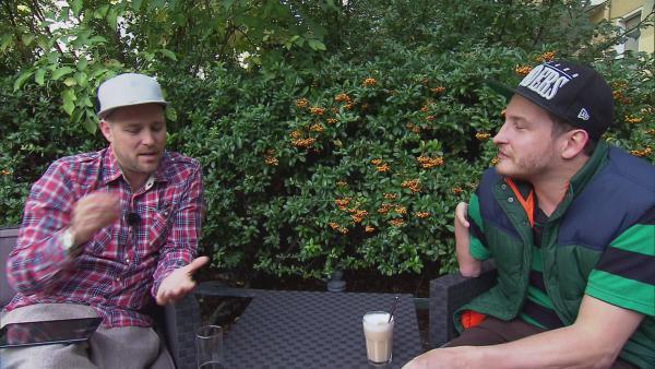 Ben trifft Graf Fidi | Rechte: KIKA