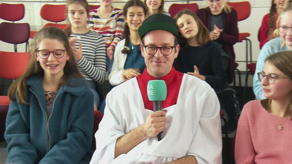 Adventsshow - Die Chöre | Rechte: KiKA