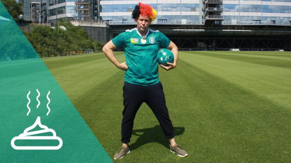 WM-Aus für Deutschland   Rechte: KiKA/ Rafael Bies
