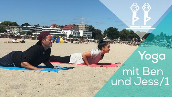 Machmit-Yoga Tag 1 Katze | Rechte: KiKA/Sabine Krätzschmar