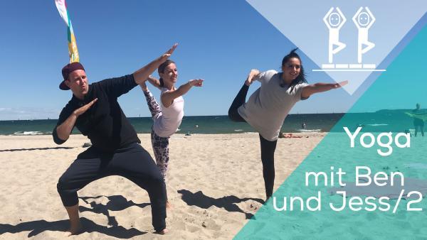 Mitmach-Yoga Tag 2 Kobra | Rechte: KiKA LIVE/ Sabine Krätzschmar