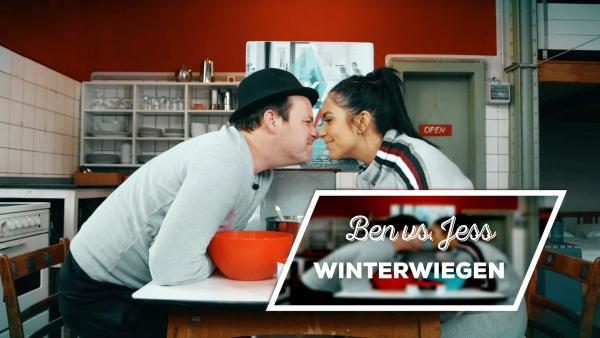 Endlich-Freitag-Video: Battle: Winterwiegen | Rechte: KiKA