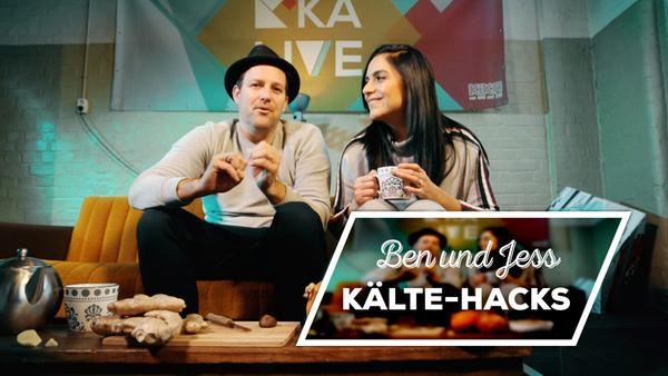 Endlich-Freitag-Video: Kälte-Hacks | Rechte: KiKA