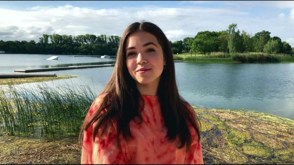 X-Fragen an Josie Hermer | Rechte: KiKA