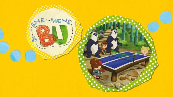 Kikaninchen und Freunde: Von Pandas und Wassertropfen | Rechte: KiKA