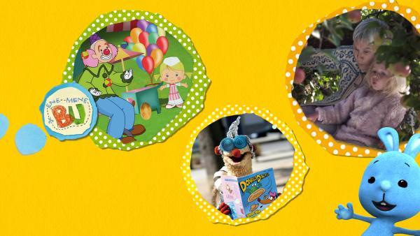 Kikaninchen und Freunde: Vom Jahrmarkt und Ufos | Rechte: KiKA