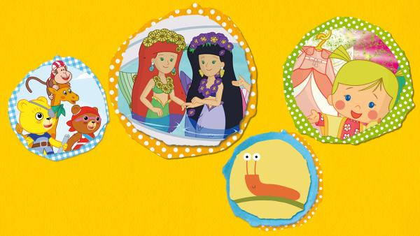 Kikaninchen und Freunde: Von Suppe und Märchen | Rechte: KiKA