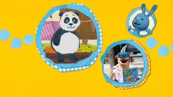 Kikaninchen und Freunde: Von Misthaufen und Pandas | Rechte: KiKA